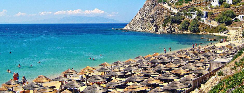 Spiagge Mykonos